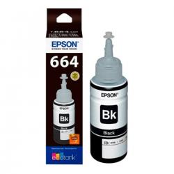 Tinta Epson T6641 Negro EcoTank