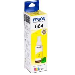 Tinta Epson T6642 Amarillo EcoTank