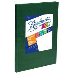 Cuaderno Rivadavia ABC Verde 98 Hojas Rayadas
