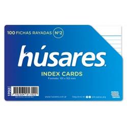 Ficha Rayada Húsares Nº2