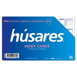Ficha Cuenta Corriente Húsares Nº3