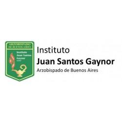 Instituto Juan Santos Gaynor 1º Grado