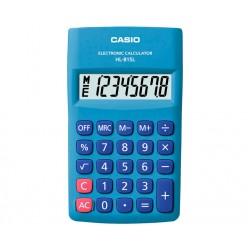 Calculadora Casio HL-815L Azul