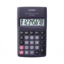 Calculadora Casio HL-815L Negra