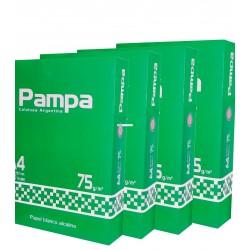 Resma Pampa A4 x10 75gr