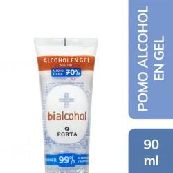 Alcohol en Gel Bialcohol 70% 90ml