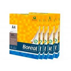 Resmas Boreal A4 x10u 80gr