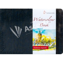 Cuaderno Hahnemühle Watecolour A6 200gr 30 hojas