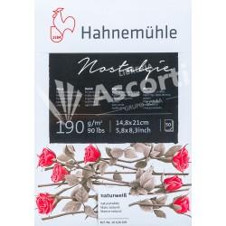 Block Hahnemühle Nostalgie Boceto A5 190gr 50h