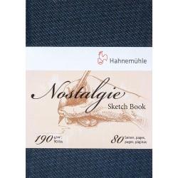 Cuaderno Hahnemühle Sketch Book A5 120gr 64h