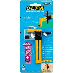 Cortante OLFA CMP-1 Compass