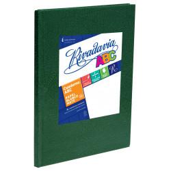 Cuaderno Rivadavia ABC Verde Rayado 50 hojas