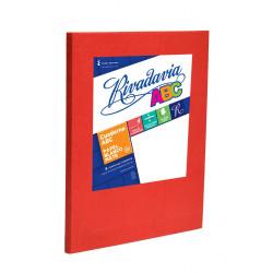 Cuaderno Rivadavia ABC Rojo Rayado 50 hojas
