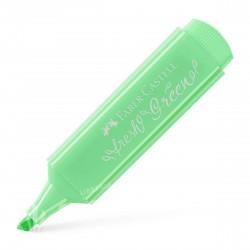 Resaltador Pastel Faber Castell Fresh Green