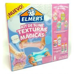 Kit de Slime Elmer´s Texturas Mágicas