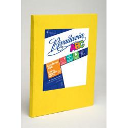 Cuaderno Rivadavia ABC Amarillo Rayado 50 hojas