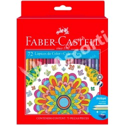 Lapices Faber Castell Ecopaliz x72