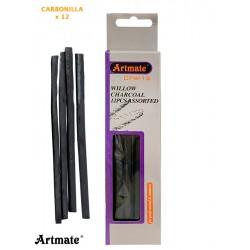 Carbonillas Surtidas Artmate x12