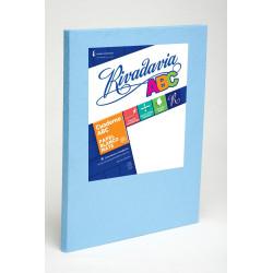 Cuaderno Rivadavia ABC Celeste Rayado 50 hojas