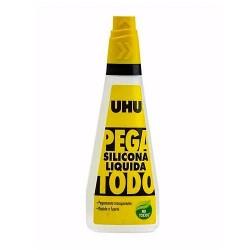 Pegamento Uhu Silicona Liquida 95ml