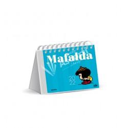 Calendario Mafalda 2022 Escritorio