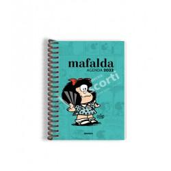 Agenda Mafalda 2022 Diaria 10x15cm
