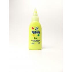 Plasticola Fluo 40gr Amarillo