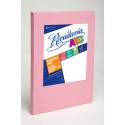 Cuaderno Rivadavia ABC 50 hojas. Lunares Lila