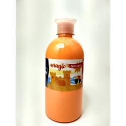Tempera Alba Magic 700gr Naranja Fluo