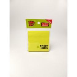 Notas Autoadhesivas Winbook 76x76 Neon