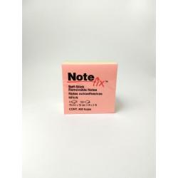 Notas Autoadhesivas Note Fix 76x76 Neon