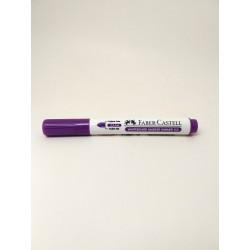 Marcador Faber Castell Pizarra 152 Violeta