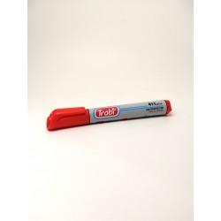 Marcador Trabi permanente 411 Rojo